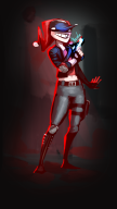 artist:nagibator game:killing_floor_2 streamer:mentaljen // 1080x1920 // 884.1KB