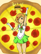 burger game:tomodachi_life hamburger pizza streamer:vinny // 610x800 // 578.5KB