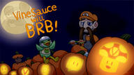 Halloween Hog artist:moodside brb eat_pant jahn meat pumpkin scoot speed_luigi sponge streamer:vinny twitch vineshroom // 1366x768 // 316.8KB