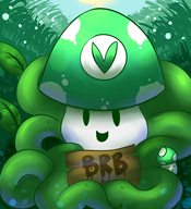 artist:dynamicafro brb streamer:vinny vineshroom // 1150x1255 // 948.5KB