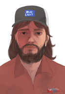 artist:toniwing streamer:vinny vinesauce // 834x1200 // 315.8KB
