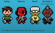 captain_southbird cherry game:earthbound scoot streamer:vinny // 986x591 // 51.5KB