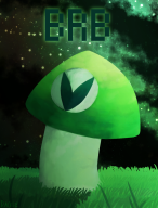artist:dangerousdackle brb vineshroom // 765x1000 // 730.3KB