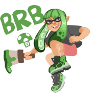 artist:keluturtle brb game:splatoon streamer:vinny // 600x624 // 135.5KB