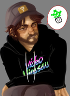 artist:spiker1641 streamer:vinny video_vinesauce // 980x1329 // 353.1KB