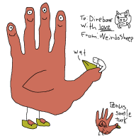 artist:weirdosheep streamer:dorb thanksgiving turkey // 1000x1000 // 21.9KB