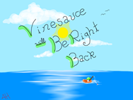be_right_back boat brb fishing ocean summer vinesauce vineshroom // 800x600 // 128.6KB