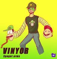 artist:JFX28 game:arms streamer:vinny // 1536x1569 // 1.1MB