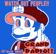 bootleg game:7_grand_dad game:grand_dad_the_13th grand_dad hack nes streamer:joel // 555x543 // 17.3KB