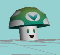 3d artist:lu9 vineshroom // 208x192 // 17.8KB