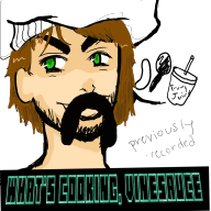 cooking streamer:vinny vinesauce // 2000x2000 // 1.0MB