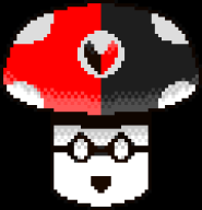 artist:travis jenshroom pixel_art streamer:umjammerjenny vineshroom // 480x496 // 3.9KB
