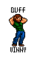 animated buff pixel_art streamer:vinny // 200x320 // 12.2KB