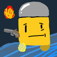bullet game:enter_the_gungeon roskar10_artist shitty streamer:vinny // 720x720 // 56.8KB