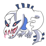 artist:organsofsight game:pokemon_art_academy lugia pokemon streamer:direboar // 700x700 // 73.3KB