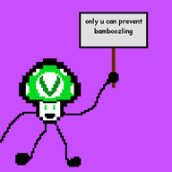 artist:pepman streamer:vinny vineshroom // 400x400 // 8.2KB