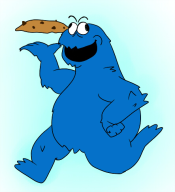 artist:zomgitsbacon atari_madness game:cookie_monster_munch streamer:joel // 443x485 // 79.7KB