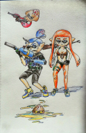 artist:instames game:metal_gear_solid_v:_the_phantom_pain game:splatoon // 1270x1965 // 770.2KB