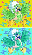 artist:Chillydoggo game:animal_crossing game:animal_crossing_new_leaf scoot streamer:vinny // 768x1345 // 704.1KB