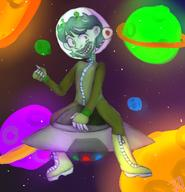 NOT_vlinny alien_vinny artist:GODUSOPP i_s2g_this_isnt_vlinny i_spent_three_hours_on_this space streamer:vinny // 1933x2005 // 1.9MB
