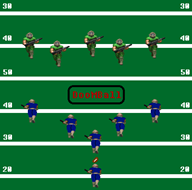 artist:pepman football game:doom streamer:joel // 400x397 // 14.7KB