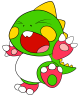 bacon bub bubble_bobble streamer:joel // 1054x1280 // 168.7KB