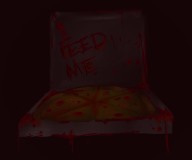 artist:sgtfgt black_mesa hardcore_fridays pizza streamer:joel // 990x825 // 225.9KB