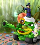 alpaca artist:veigariumleviosa cling_on game:miitopia mage_vinny scoot streamer:vinny tank_scoot // 2181x2400 // 4.5MB