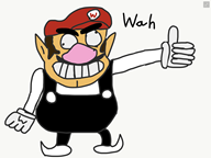 artist:8bitnintendokid game:super_mario_land_2 streamer:vinny vinesauce wario // 2048x1536 // 260.6KB