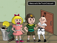 artist:screwdriving game:earthbound jeff ness paula poo streamer:vinny trash // 1250x947 // 631.6KB