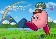 artist:DaddySheevy game:kirby_64 kirby stream_starting_soon streamer:vinny vineshroom // 2200x1550 // 1.6MB