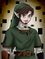 artist:grimmdoll game:the_legend_of_zelda_twilight_princess_hd streamer:vinny // 1919x2500 // 4.2MB