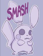 artist:avianite corruptions game:super_smash_bros pikachu streamer:vinny vinesauce // 549x709 // 159.3KB