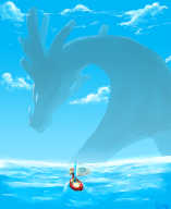 artist:cine charity_stream_2015 game:wind_waker_chaos_edition streamer:vinny // 1069x1300 // 486.2KB