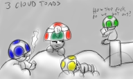 artist:sukotto game:captain_toad_treasure_tracker streamer:vinny toad // 1028x621 // 364.6KB