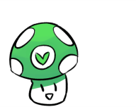 animated artist:honeybits dancing kawaii mushroom vinesauce_logo vineshroom // 536x427 // 233.3KB