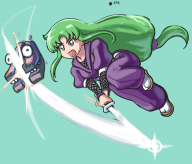 artist:stinkbug charity_stream_2015 game:mystical_ninja_starring_goemon streamer:mentaljen // 900x771 // 271.4KB