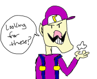 artist:creditdawg game:mario_party waluigi // 704x579 // 39.1KB