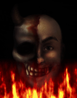 animated fire gore streamer:joel // 719x912 // 2.2MB