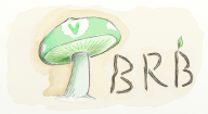artist:madamoizillion brb vinesauce_logo vineshroom // 1255x691 // 1.3MB