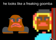 artist:superwiibros08 dos game:hugo's_house_of_horrors goomba streamer:joel // 450x320 // 49.2KB
