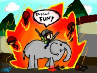 elephant game:far_cry_4 streamer:vinny vinesauce // 1024x768 // 357.4KB