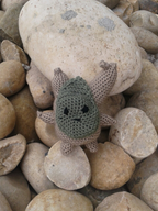 crochet game:the_legend_of_zelda_breath_of_the_wild korok streamer:vinny // 960x1280 // 304.9KB