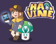 artist:mrthirteen game:a_hat_in_time hat_kid streamer:vinny vineshroom // 1401x1101 // 554.6KB