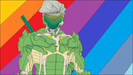 artist:giant_key game:metal_gear_rising_revengeance ms_paint raiden streamer:vinny vinesauce // 1280x720 // 82.9KB