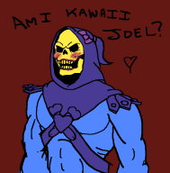 artist:primrose dos_madness game:girlfriend_construction_set kawaii skeletor streamer:joel // 625x633 // 39.6KB