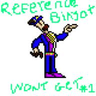 artist:nothingbutsauce game:the_neverhood jojo pixel_art sprite streamer:vinny // 1200x1200 // 59.2KB