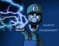 artist:DaddySheevy98 game:Mario_and_Luigi_Superstar_Saga luigi streamer:vinny // 1322x1039 // 788.1KB