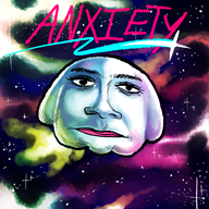anxiety artist:kaykonut game:game_&_wario streamer:vinny // 1400x1400 // 2.5MB