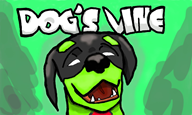 artist:16bitracoon dog game:a_dogs_life streamer:vinny vinesauce // 1600x960 // 181.8KB